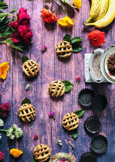 «Tarte banane», un classique de la pâtisserie mauricienne dont on ne se lassera jamais !