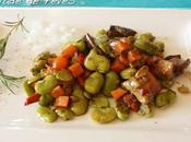 Salade fèves