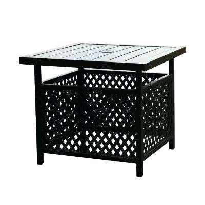 metal patio coffee table wicker patio coffee table square metal outdoor coffee table a 1 a new patio festival square wicker patio coffee table