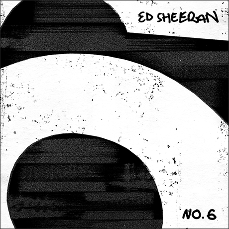 {Musique} Chronique #9 : N°6 Collaborations Project, Ed Sheeran – @Bookscritics