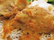 Sauté porc curry thermomix