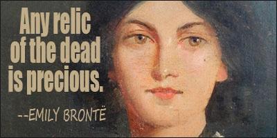 Emily Brontë, à peu de choses près