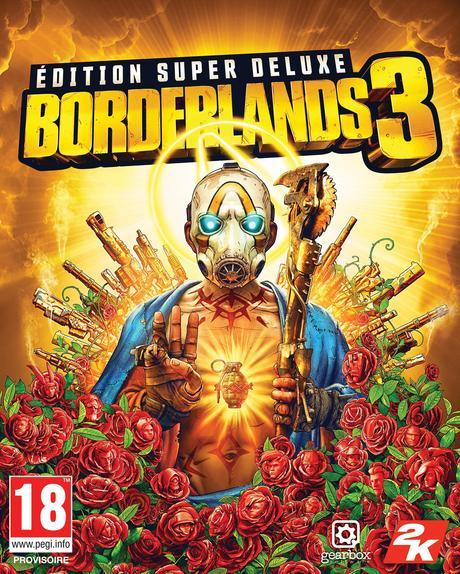 Borderlands 3 – Faites connaissance avec Zane