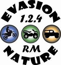 Rando moto-quad Téléthon de Evasion nature 1.2.4 RM à St Félix de Villadeix (24), le 26 octobre 2019