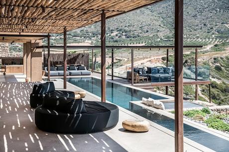 Crète / Une maison de vacances en bord de mer /
