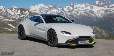 Résultats Aston Martin Q2: le début du marasme ?