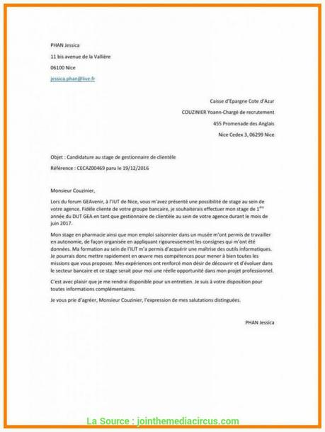 Lettre De Motivation Bp Preparateur En Pharmacie Paperblog