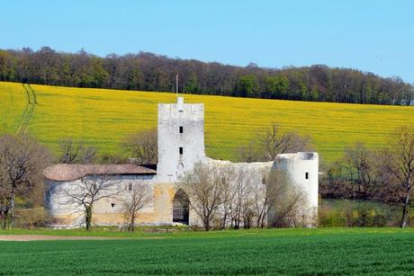 Le château de Gombervaux © French Moments