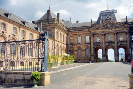 Le château de Lunéville © French Moments