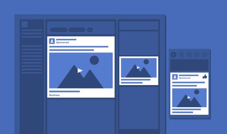 Facebook Desktop News Feed Link Video