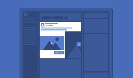 Facebook Carousel Video Ads