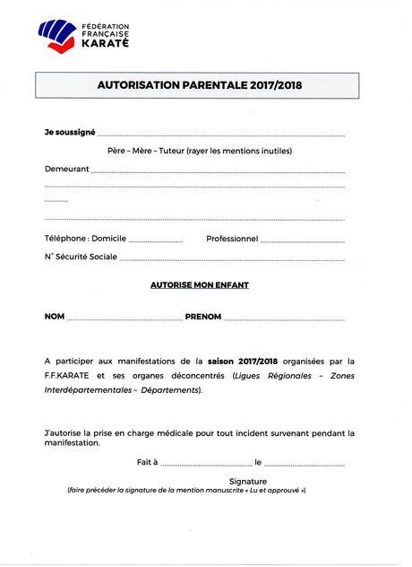 autorisation parentale pour passeport - Paperblog
