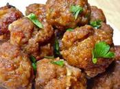 Boulettes viande légumes thermomix