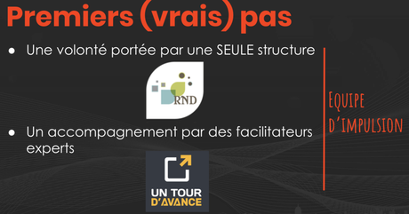 Innovation territoriale : une question d'animation ?