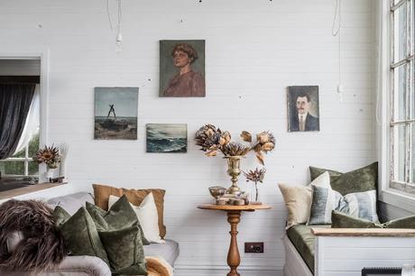 Tasmanie / Un cottage parfait pour se ressourcer /