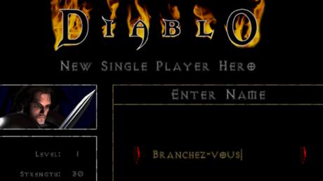 Diablo est jouable sur navigateur : voici comment