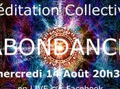 Méditation Collective Abondance Août