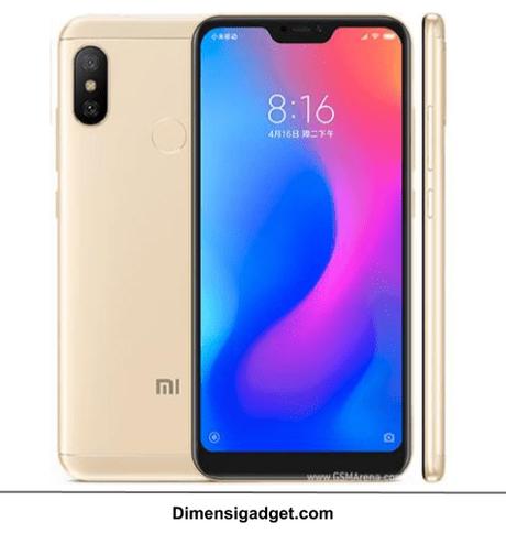 Harga Xiaomi Redmi 6 Pro November 2018 Dan Spesifikasi