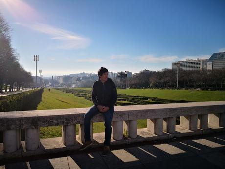 L'interview de Thibaut, au Portugal