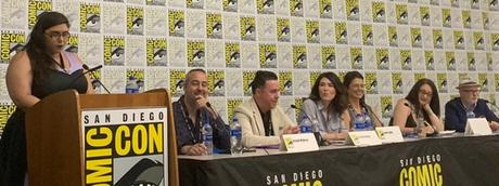 On débrief la SDCC avec la franchise Stargate