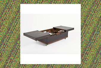table basse salon avec rangement bouteilles d couvrir. Black Bedroom Furniture Sets. Home Design Ideas