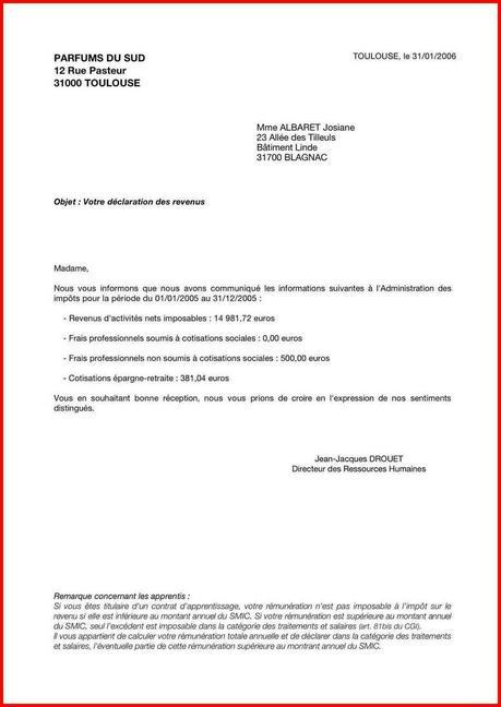 lettre de prospection commerciale