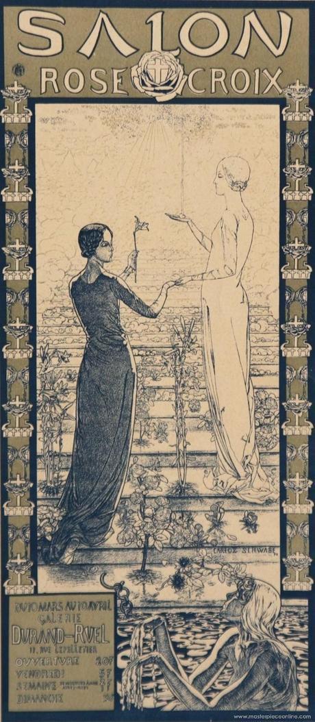 La vie mondaine -3- Judith Gautier - L'occultisme