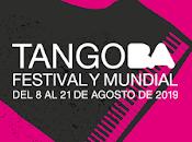 Festival Tango édition 2019 l'affiche]
