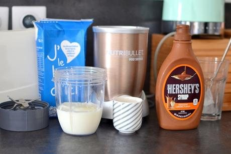Ma recette de café glacé