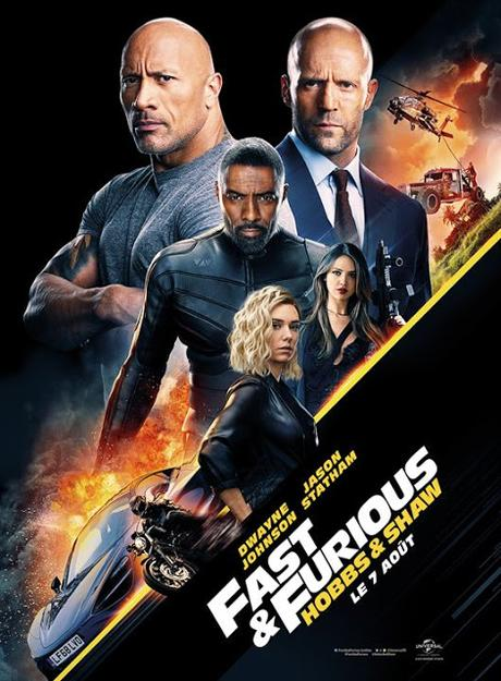 [CRITIQUE] : Fast & Furious : Hobbs & Shaw
