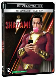 [Test Blu-ray 4K] Shazam!