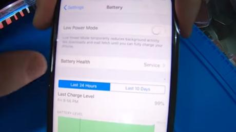 iPhone : Apple vous décourage de faire réparer votre batterie en la «verrouillant»