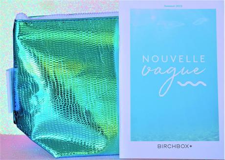 Une Nouvelle Vague pour l'été 2019, avec Birchbox