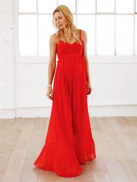 robes de grossesse longues