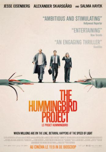 CINEMA : «Le Projet Hummingbird» de Kim Nguyen