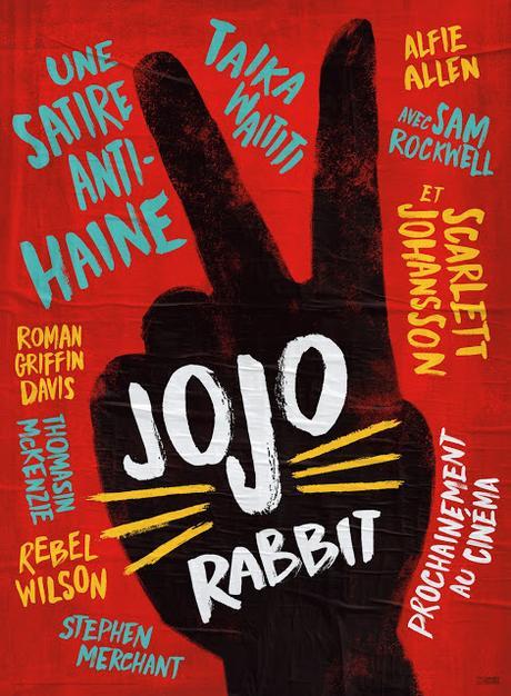 Première bande annonce VOST pour Jojo Rabbit de Taika Waititi