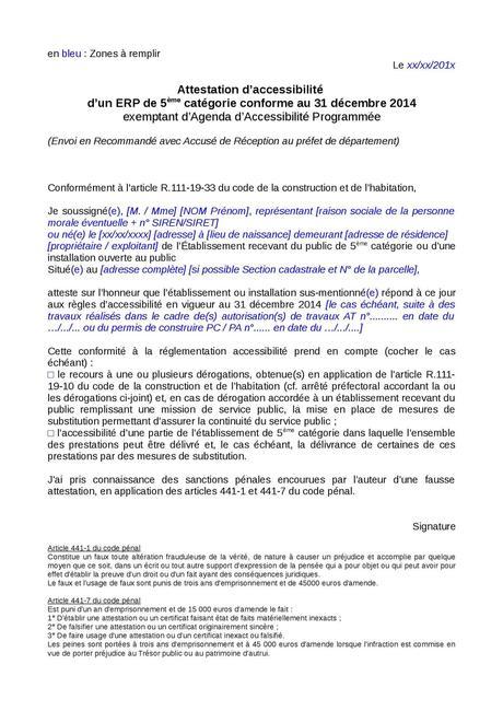 Calaméo - Attestation Exemptant D'adap