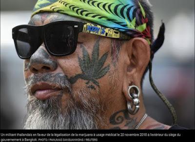 Carabao - destiné aux thaïlandais: la vérité sur la marijuana  [Clip officiel]