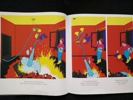 Au feu Petit Pierre. Adrien ALBERT – 2014 (Dès 5 ans)