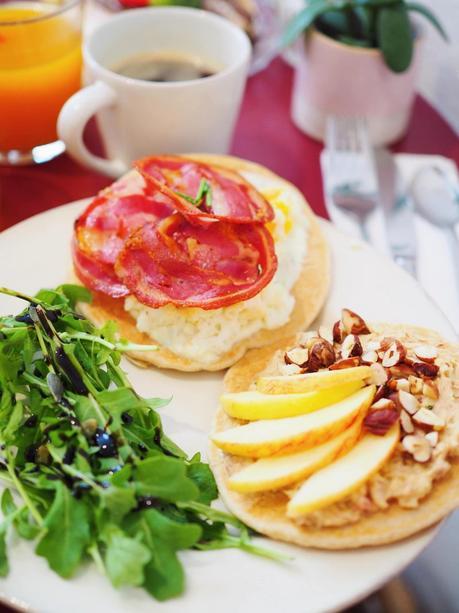 La Collation, brunch de pancakes à Bordeaux (33)