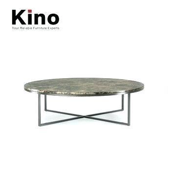steel frame coffee table marble glass coffee table metal frame marble glass top coffee table living room round tea table furniture
