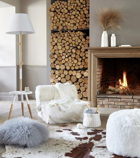 nouvelle collection but deco chalet cosy coconning hygge - blog décoration - clem around the corner