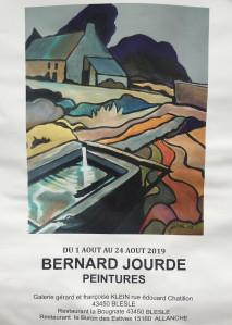 En Auvergne ……………UNE EXPOSITION à Blesles