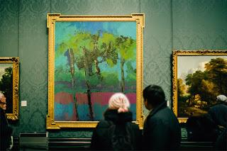 for fun...My works in the most famous museums!