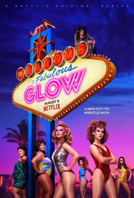 [FUCKING SERIES] : GLOW saison 3 : Welcome to Vegas