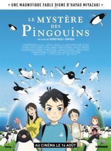 Jeu concours : Le Mystère des pingouins
