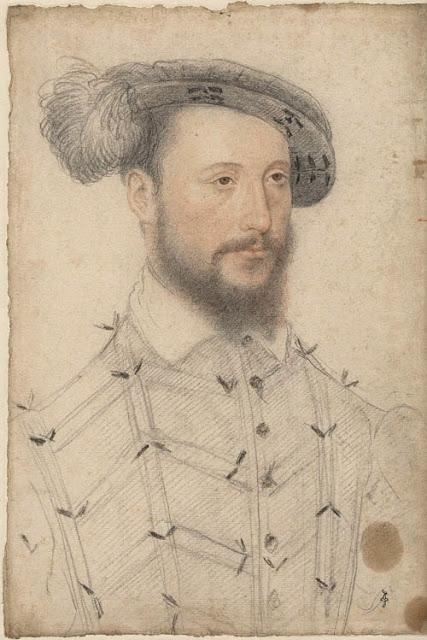 Ces messieurs prennent la pose - Dessins de François Clouet dans la collection du duc d'Aumale (4)