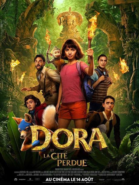 [CRITIQUE] : Dora et la Cité Perdue