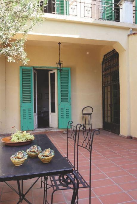 style toscan terrasse vintage en italie - blog déco - clem around the corner