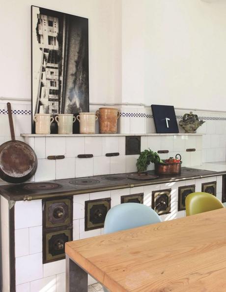 style toscan cuisine moderne dans maison ancienne en italie - blog déco - clem around the corner